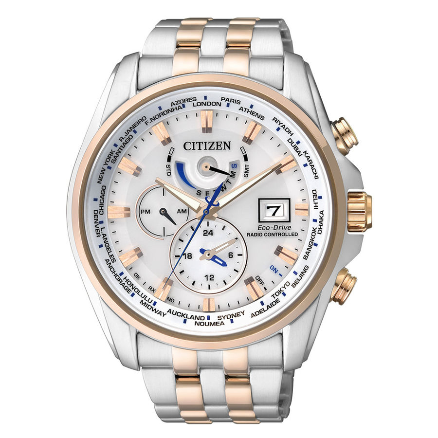 CITIZEN ELEGANTE MIESTEN RANNEKELLO - AT9034-54A